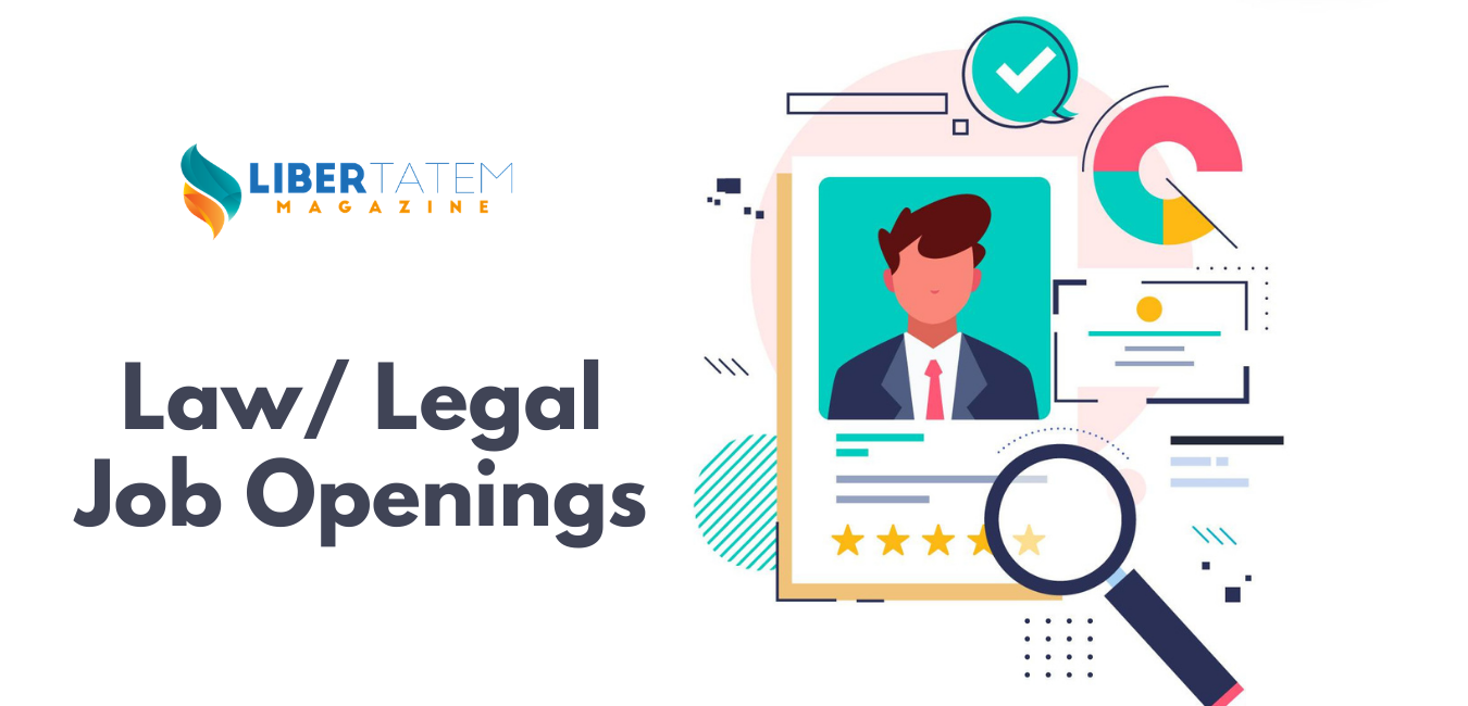 Libertatem.in Legal Job Opening