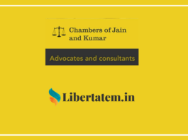 Chambers of Jain and Kumar Advocates and Consultants